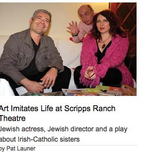 Art Imitates Life at Scripps Ranch Theatre