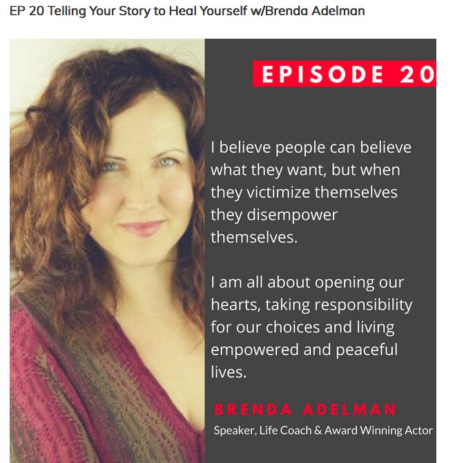 Uncomfortable Conversations Interview with Brenda Adelman by Lisa Schmidt