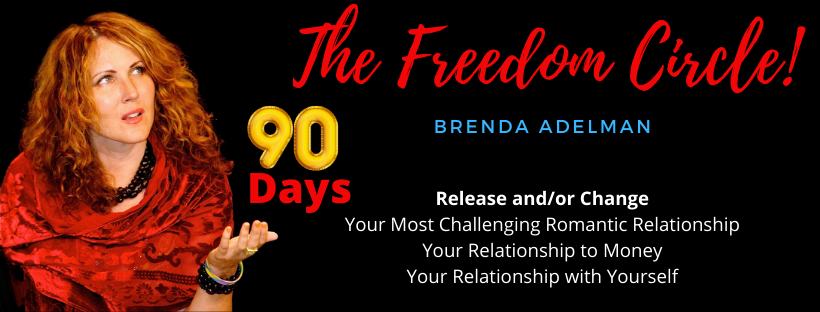 Join me for the next 90 Days in The Freedom Circle
