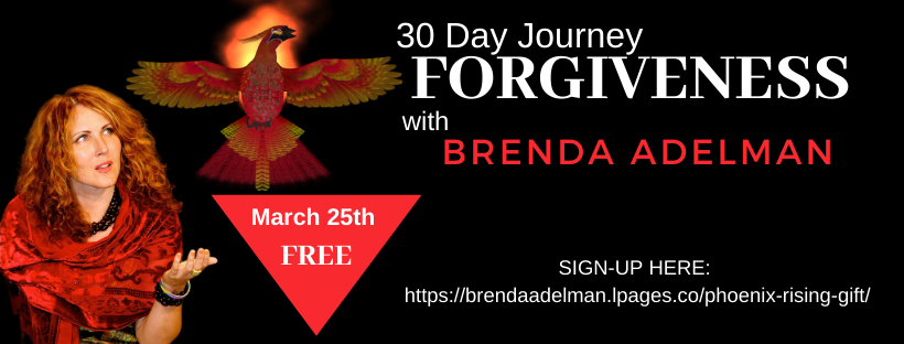 30 Days of Forgiveness with Brenda (It's FREE)