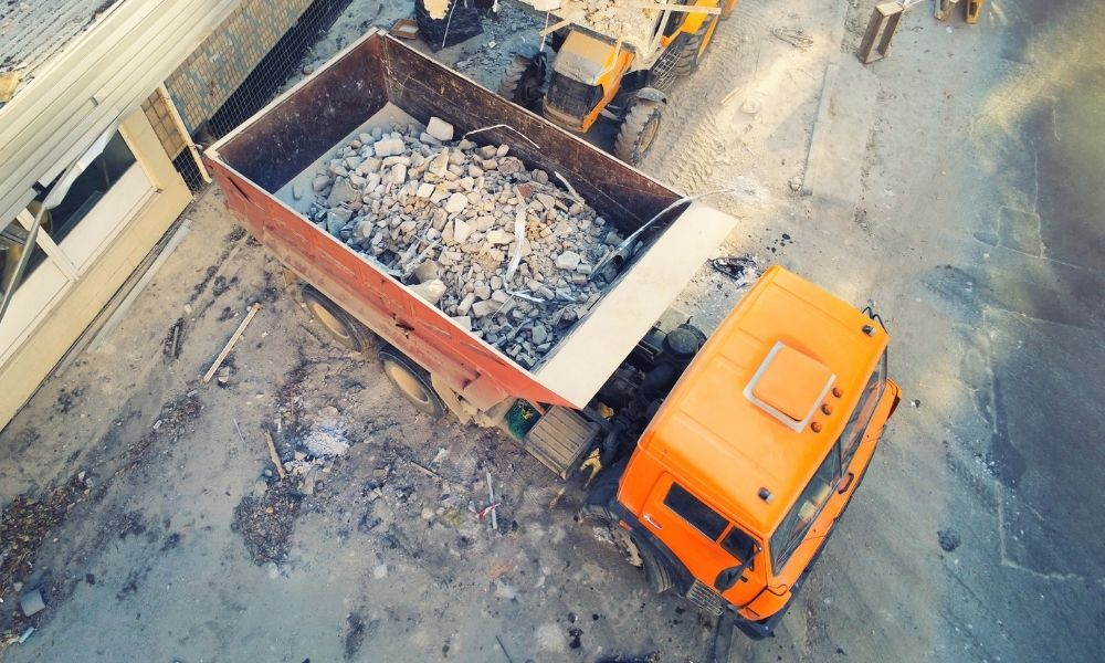 How To Dispose of Construction Waste