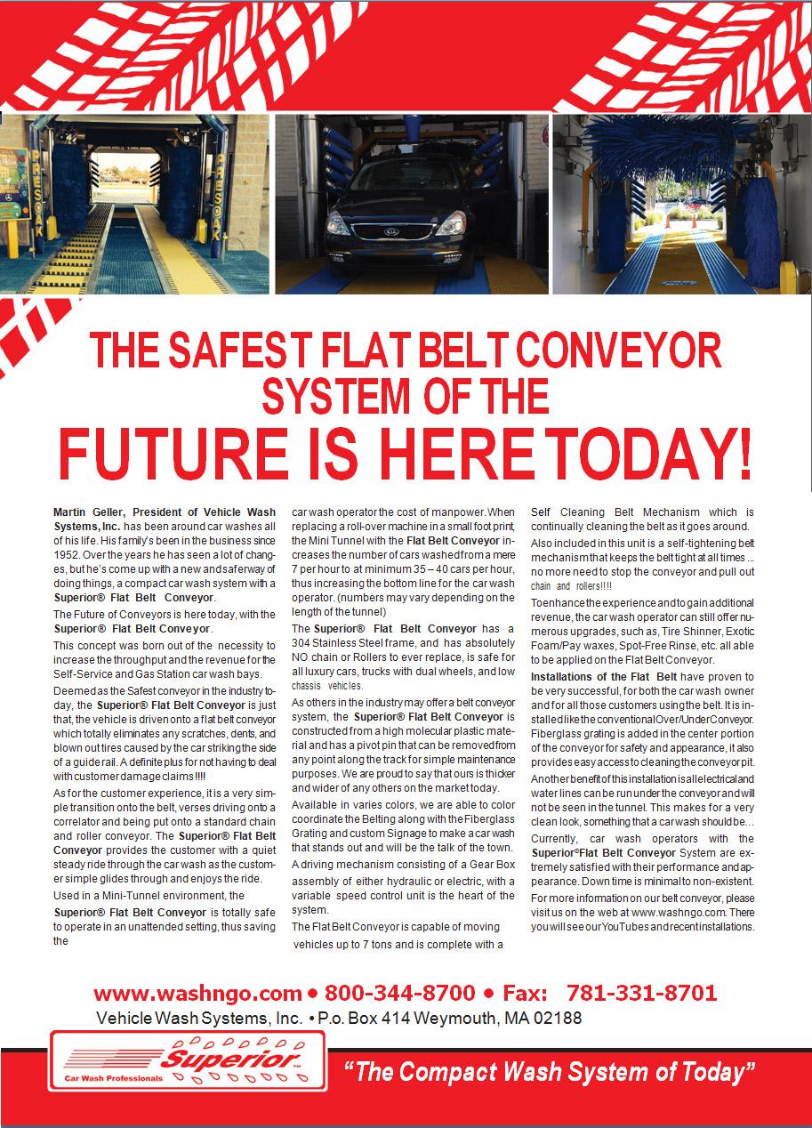 Flat Belt Ad