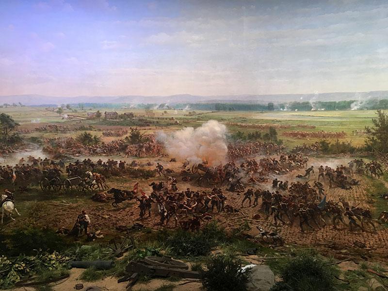Gettysburg Cyclorama