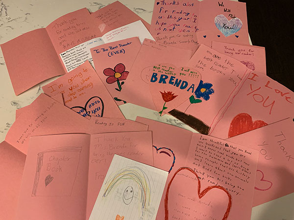 Read Aloud West Virginia letters