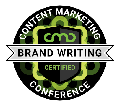 Brand Writing Certification