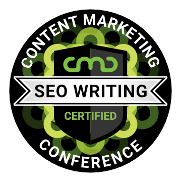 SEO Writing Certification