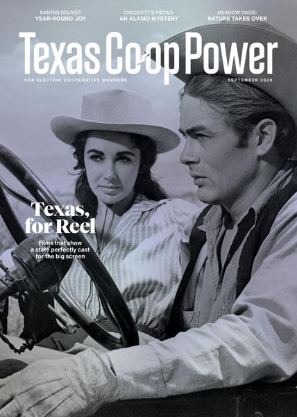 Texas Co-op Power Sept 2020 Cover