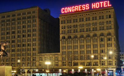 The CONGRESS HOTEL