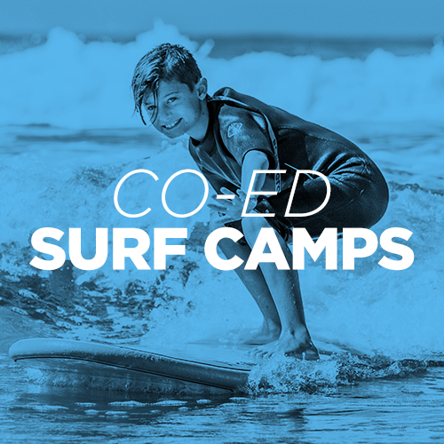 Co-Ed Surf Camps