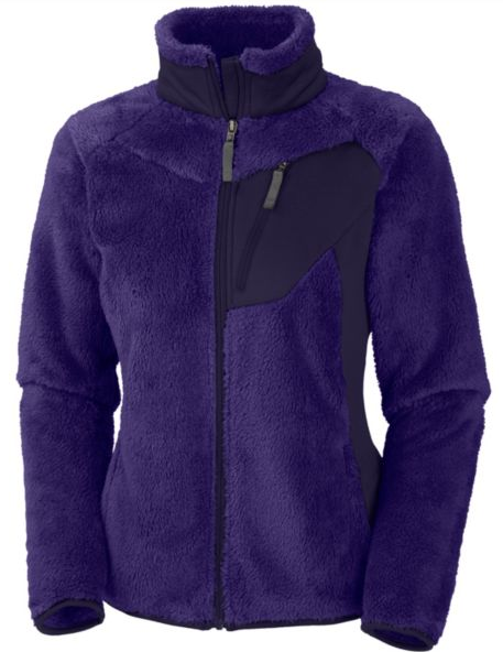 Double Plush purple
