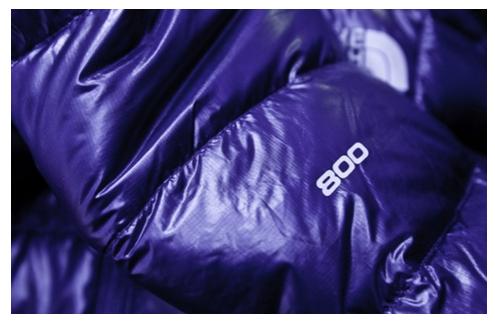 Inferno Sleeping Bag Close-Up