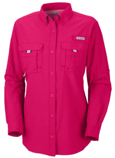 Women's Bahama hot pink