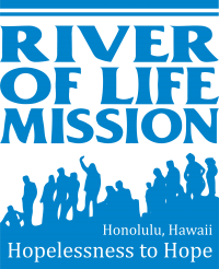 RIVER OF LIFE MISSION Logo