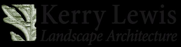 Kerry Lewis Landscape Architecture, logo