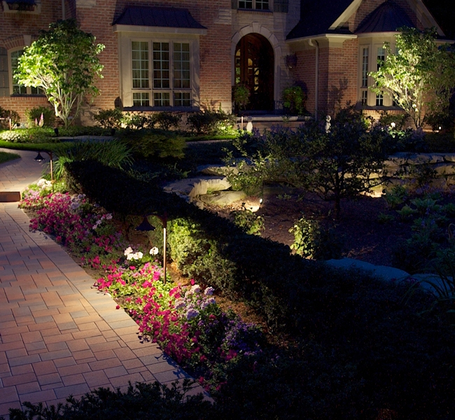 Landscape Lighting by Signature