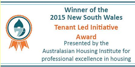 Tenant Led Initiative Award