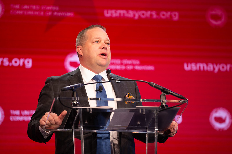 The United States Conference of Mayors 88th Winter Meeting - 2020