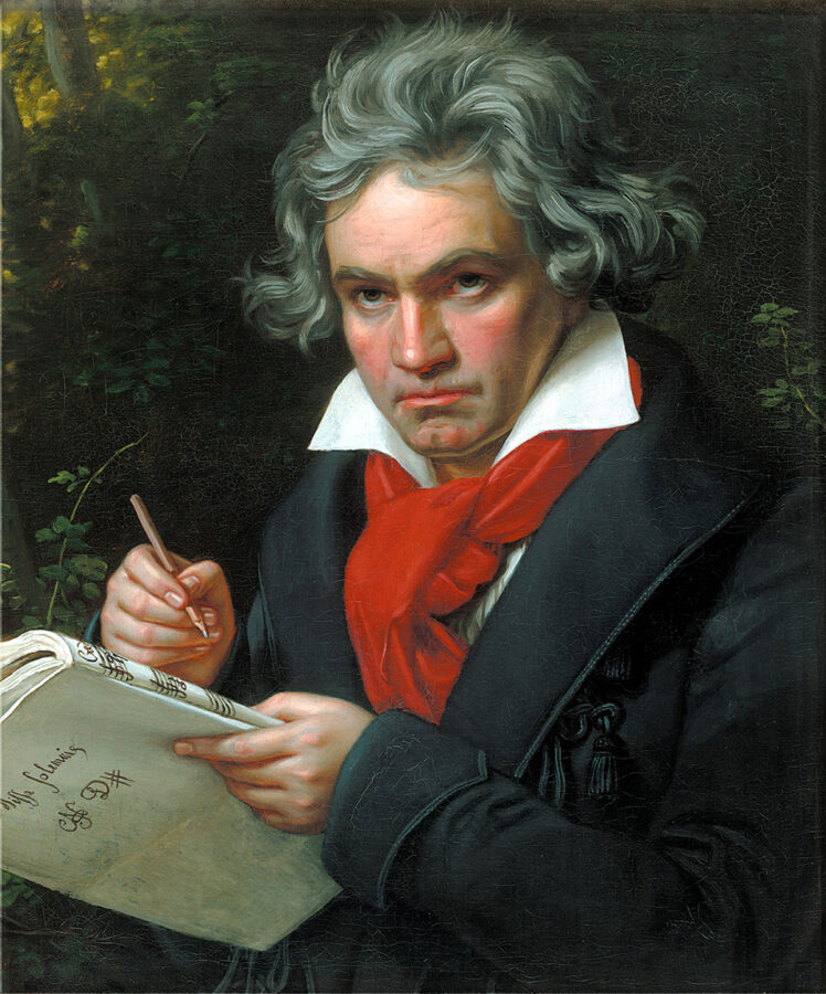 Beethoven Augusta Symphony Concert Image