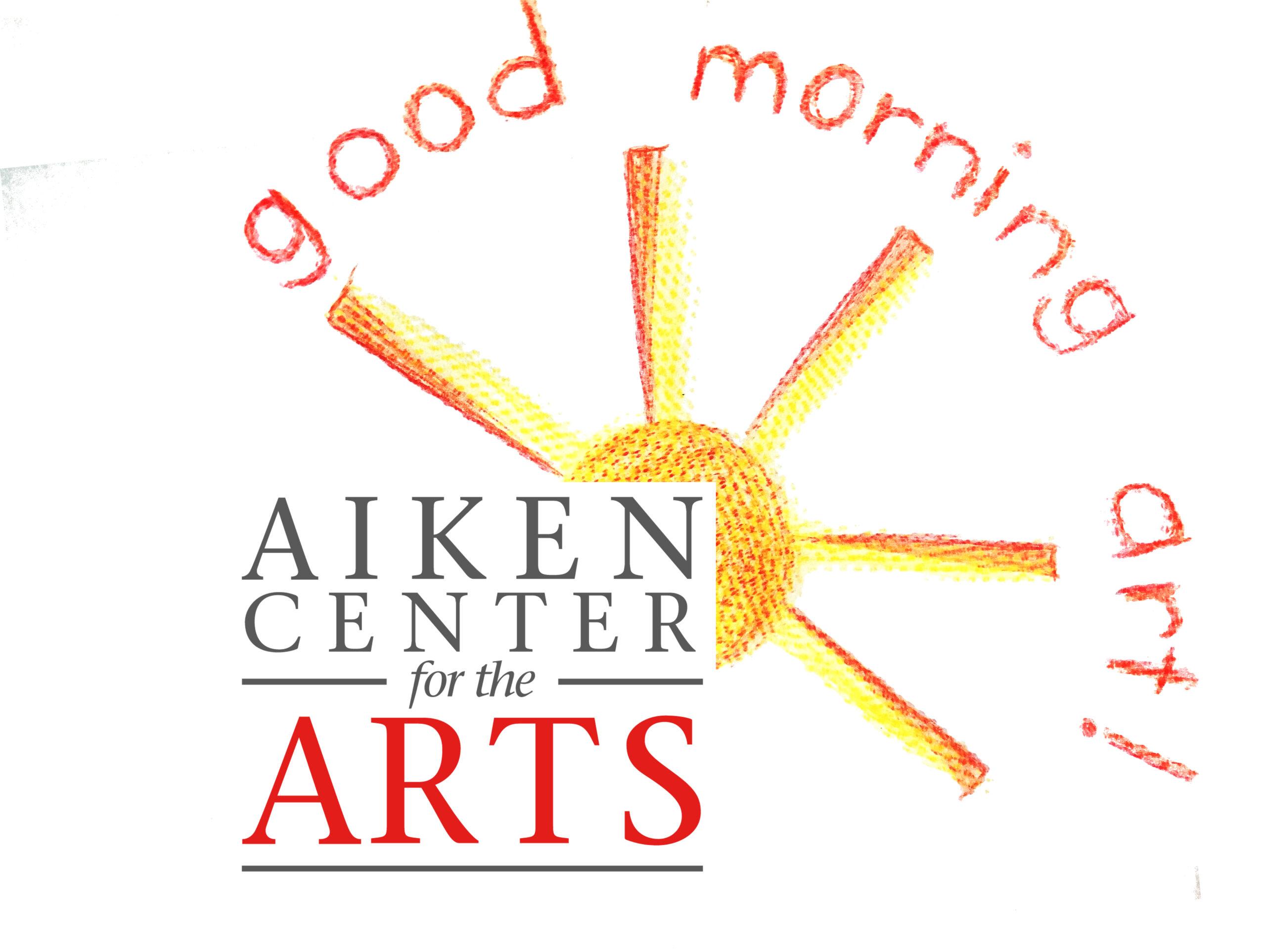 logo for a children's art program