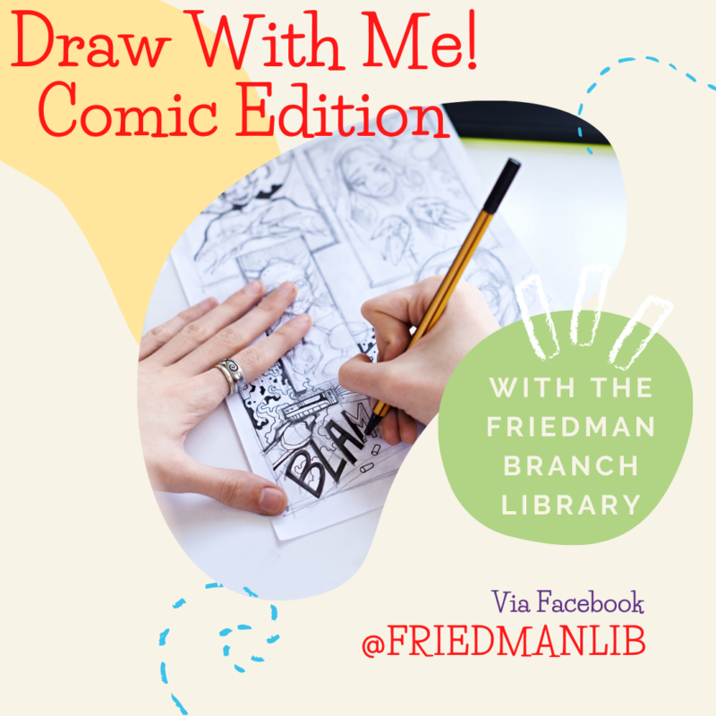 draw with me event ad