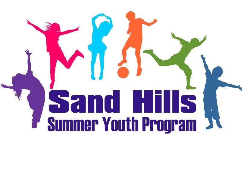 sand hills summer youth program logo