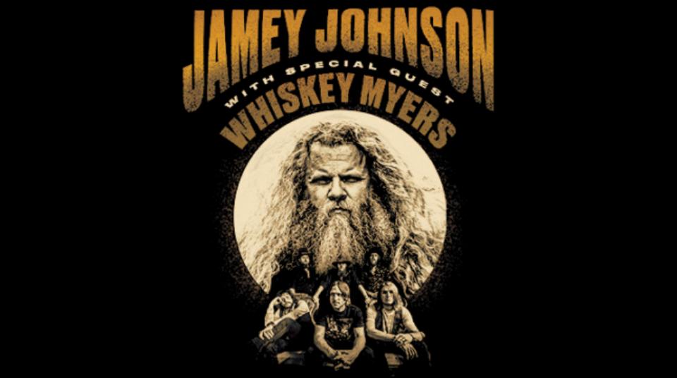 jamey johnsson tour poster