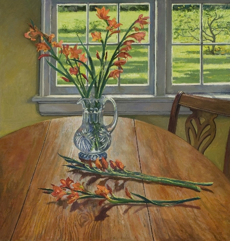 Gladiolas by William McCullough