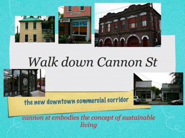 Cannon St, Charleston Sc