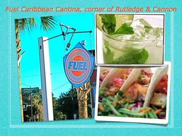 Fuel Caribbean Cantina, Restaurant Charleston Sc