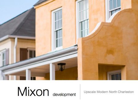 Mixon North Charleston Sc
