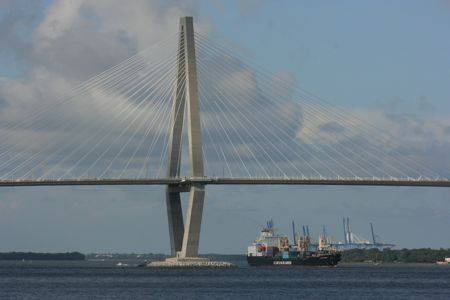 walk the cooper river bridge for great views and excercise!