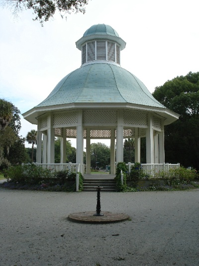 Hampton Park Gazebo, Charleston Sc