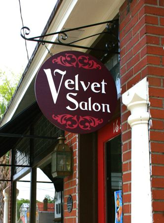New Salon Velvet in Cannonborough at 162 Spring St