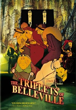 103 Screens The Triplets of Belleville Tuesday at 8:30pm