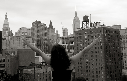 Giving love to the big apple
