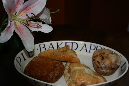 An assortment of pastries from WildFlour
