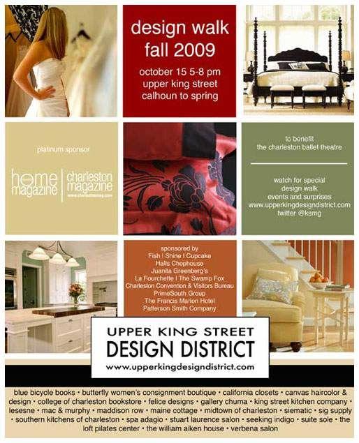 Upper King Design Walk