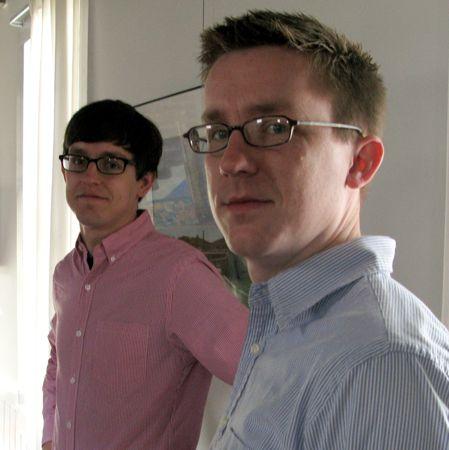 Caleb and Jon Yarian are SeaChange Public Relations