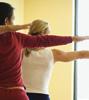 Yoga at Eye Level Art at 103 Spring St