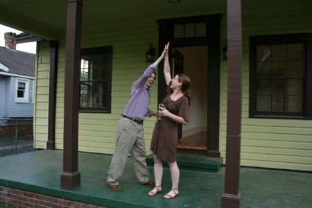 First time homebuyers rejoice