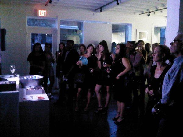 Fashion Week Party in Elliotborough at Stems Florist in Charleston Sc