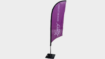 Promotional Signs Flags