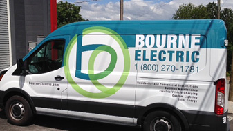 Bourne Electric Wrap