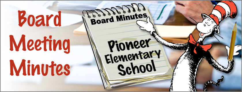 September 16, 2019 Board Meeting Minutes