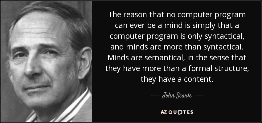 John Searle pragmatics