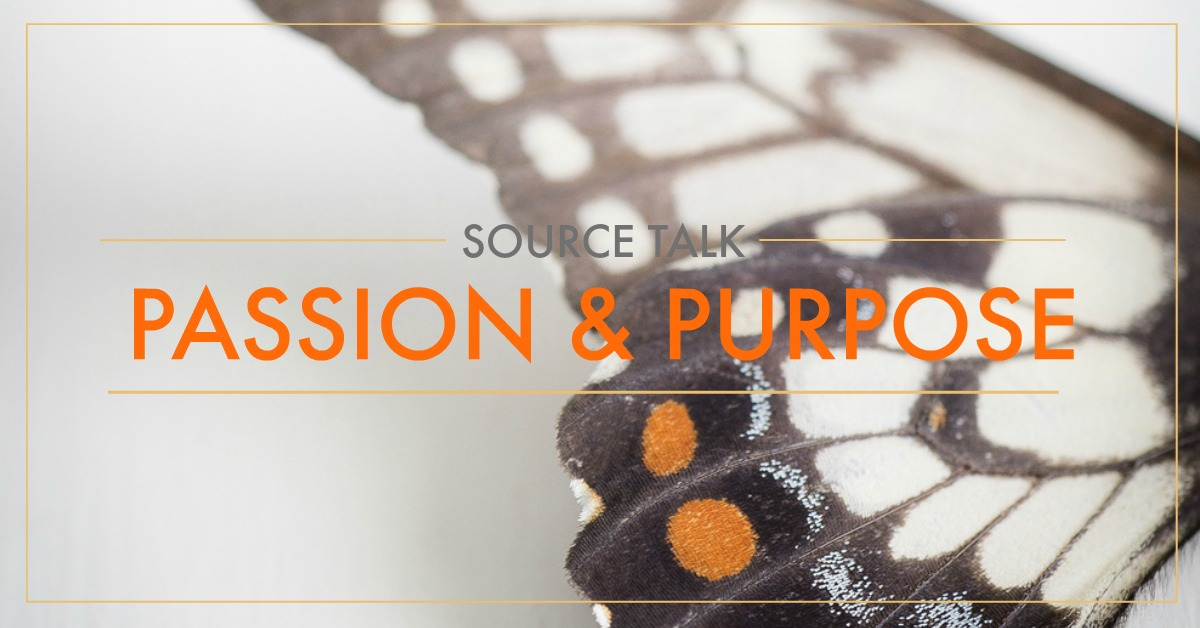 Workshop: Passion, Purpose, & the Difference Between