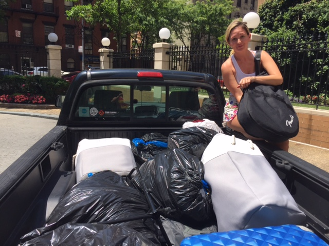 MOVING OUT OF YOUR NEW YORK CITY APARTMENT