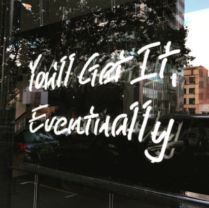 FROM PORTLAND: I AM REALLY NOT GOOD ENOUGH