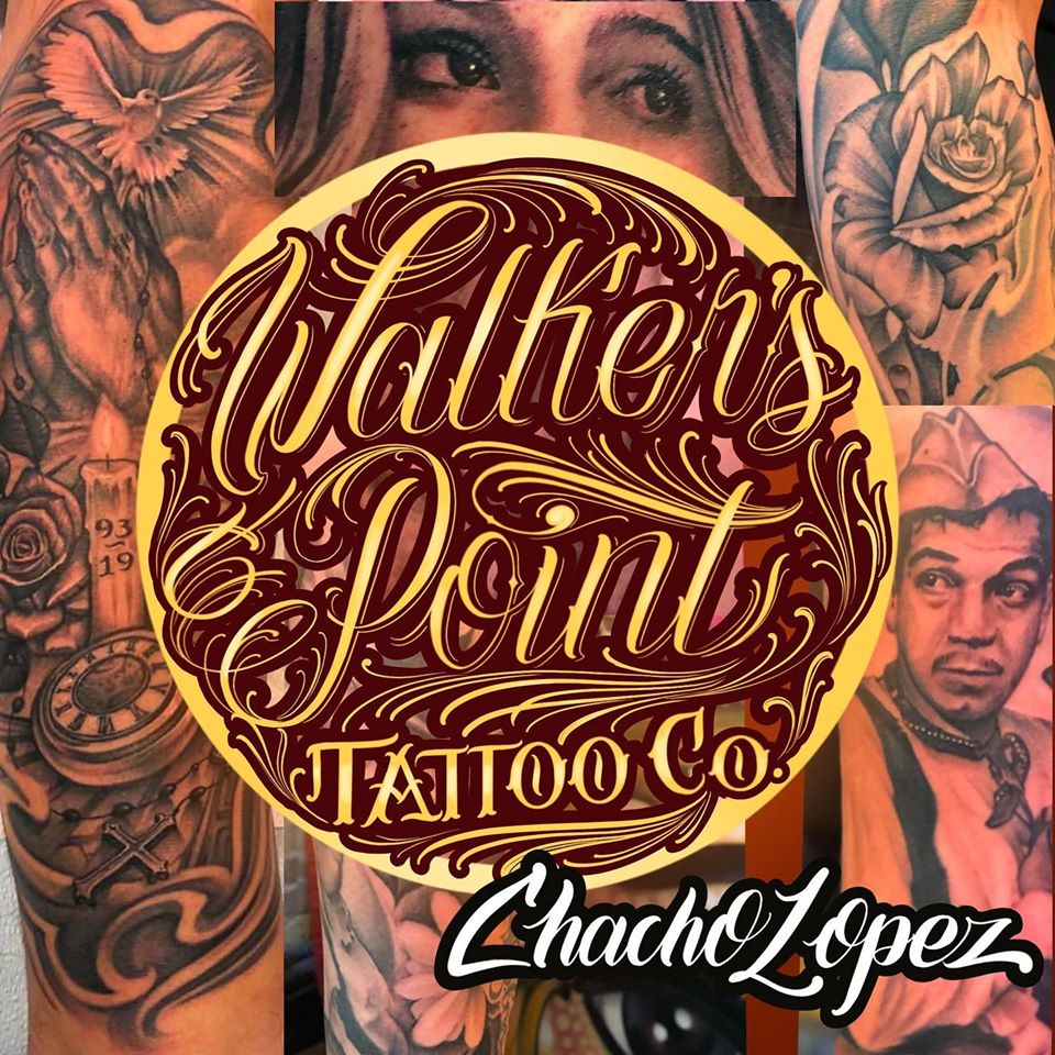 Chacho Lopez Tattoos