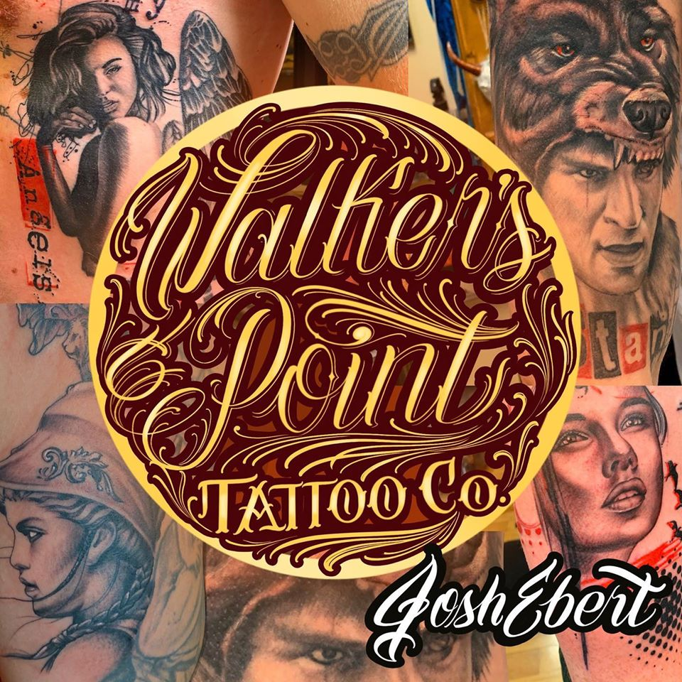 Josh Ebert Tattoos